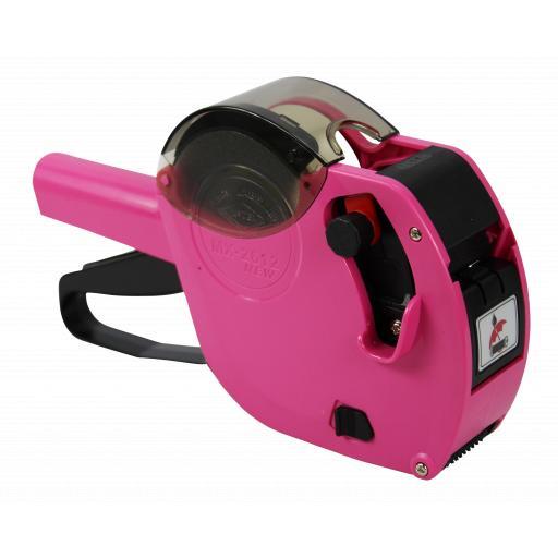 Motex 2612 6 Band Pricing Gun in Pink