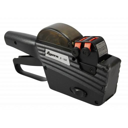 Lynx S16A 2 Line Alphanumeric Pricing Gun