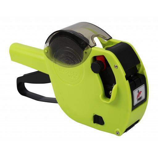 Motex 2612 9 Band Pricing Gun in Lime