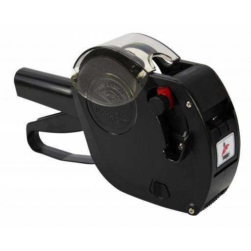 Motex 2612 9 Band Pricing Gun in Black