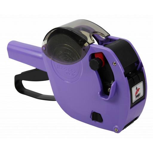 Motex 2612 6 Band Pricing Gun in Purple