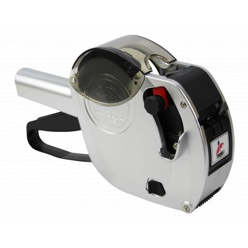 Motex 2612 9 Band Pricing Gun in Silver