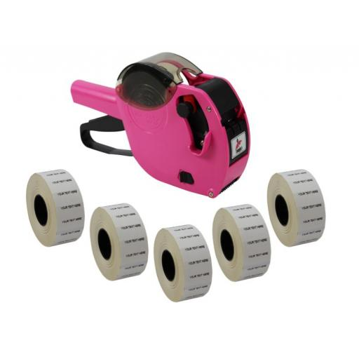 Motex 2612/9 Personalised Starter Pack - Pink